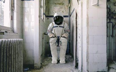 At NASA We All Pee The Same Colour