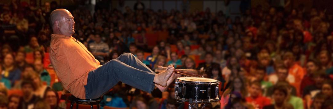 Alvin Law Drumming