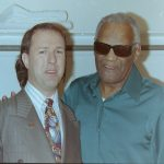 Ray Charles Meeting Alvin Law