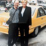 Joan London Meeting Alvin Law in New York