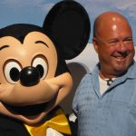Mickey Mouse with Alvin Law