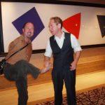Teller Meets Alvin Law in Vegas